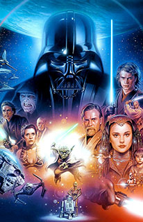 30th Anniversary / The Legend of Star Wars