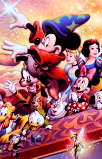 Mickey's Magic Carpet Ride