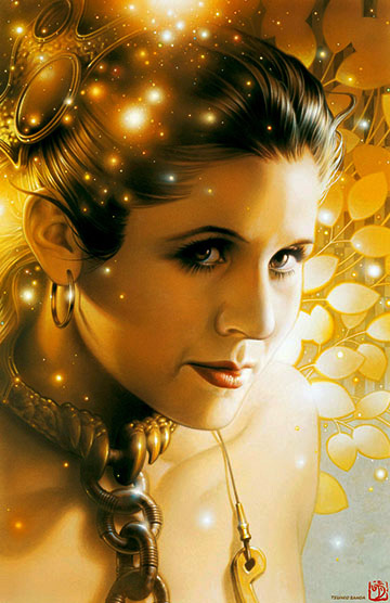 Lovely Leia